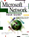 The Microsoft Network Tour Guide by Jan Weingarten