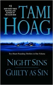 Night Sins / Guilty as Sin by Tami Hoag