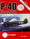 P-40 Warhawk, Part 2: P-40D through XP-40Q (In Detail & Scale, #62)