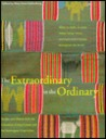 Extraordinary in the Ordinary
