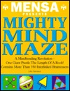 Mensa Mighty Mind Maze by John Bremner