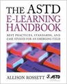 The ASTD E-Learning Handbook