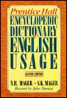 Prentice Hall Encyclopedic Dictionary Of English Usage