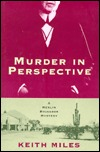 Murder in Perspective: An Architectural Mystery (Merlin Richards, #1)
