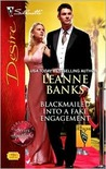 Blackmailed Into a Fake Engagement (The Hudsons of Beverly Hills #1)