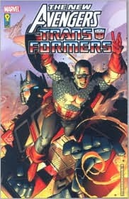 New Avengers / Transformers