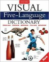 Visual Five-Language Dictionary