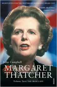 Margaret Thatcher, Vol. 2: The Iron Lady (Margaret Thatcher #2)