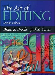 The Art Of Editing by Brian S. Brooks
