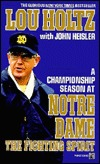 Fighting Spirit by Lou Holtz