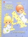 A Is for Angels (Precious Moments Golden Books)