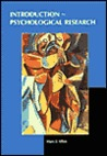 Introduction to Psychological Research