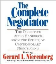 The Complete Negotiator by Gerard I. Nierenberg