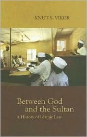Download online Between God and the Sultan: A History of Islamic Law by Knut S. Vikør RTF