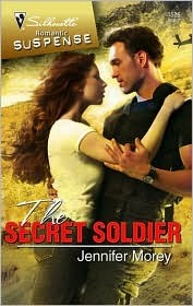 The Secret Soldier by Jennifer Morey
