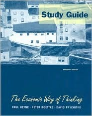 Economic Way Of Thinking: Study Guide