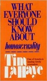 What Everyone Should Know About Homosexuality by Tim LaHaye
