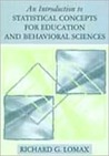 An Introduction To Statistical Concepts For Education And Behavioral Sciences