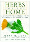 Herbs for the Home by Jekka McVicar