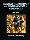 Clinical Hematology And Fundamentals Of Hemostasis