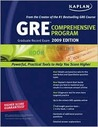 Kaplan GRE Exam Comprehensive Program