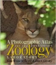 A Photographic Atlas for the Zoology Laboratory by Kent M. Van De Graaff