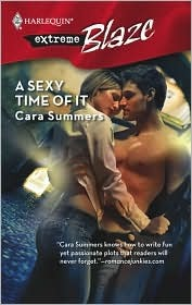 A Sexy Time Of It (Harlequin Blaze #396) by Cara Summers