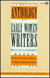 The Meridian Anthology of Early Women Writers by Katharine M. Rogers
