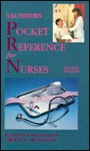 Saunders Pocket Reference For Nurses  by  Kathleen Melonakos