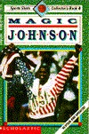 Magic Johnson (Sports Shots Collector's, Book 4)