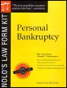 Nolo's Law Form Kit: Personal Bankruptcy