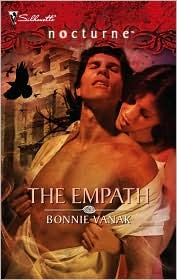 The Empath (Draicon Werewolves, #1) by Bonnie Vanak