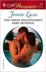 The Greek Billionaire's Baby Revenge by Jennie Lucas