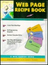 The Web Page Recipe Book with CD-ROM