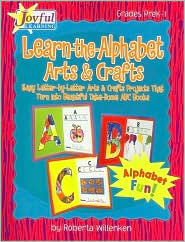 Learn The Alphabet Arts And Crafts By Roberta Willenken