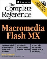 Macromedia Flash MX by Brian Underdahl