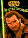 Battles to Color (Coloring Book)