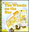 Wheels on the Bus (Little Golden Book)