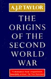 The Origins of the Second World War by A.J.P. Taylor
