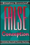 False Conception (John Marshall Tanner, #10)