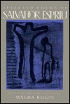 Selected Poems of Salvador Espriu by Salvador Espriu