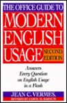 The Office Guide to Modern English Usage