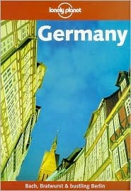 Lonely Planet Germany by Andrea Schulte-Peevers