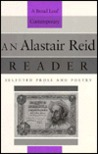 An Alastair Reid Reader: Selected Poetry and Prose