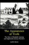 The Appearance of Truth by Judith Moore
