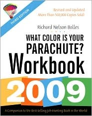 What Color Is Your Parachute? Workbook by Richard N. Bolles
