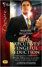 The Executive's Vengeful Seduction (Australian Millionaires, #3) (Silhouette Desire, #1818)