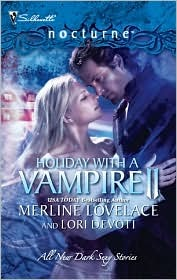 Holiday with a Vampire II by Merline Lovelace