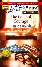 The Color of Courage (Mounted Color Guard, #1)