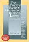The Complete Book Of Contemporary Business Letters